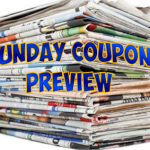 These are the coupons in the Sunday Paper: September 11th