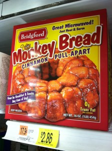 Brigford Monkey Bread