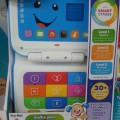 Fisher Price Smart Stages Blue Laptop