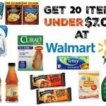 Get 20 Items Under $7.00 at Walmart
