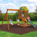 KidKraft Ainsley Wooden Swing Set only $299 (was $399)